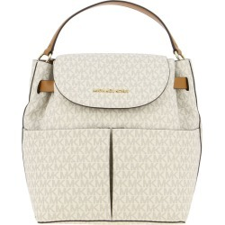 Backpack Michael Michael Kors Bedford Backpack With All Over Mk Print