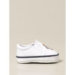 Ball harbor Polo Ralph Lauren sneakers in canvas with teddy bear found on Bargain Bro from giglio.com us for USD $51.96