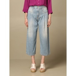 Jeans MANILA GRACE Women color Stone Washed found on Bargain Bro India from giglio.com us for $220.19