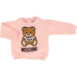 Sweater Moschino Baby Sweater With Teddy Print