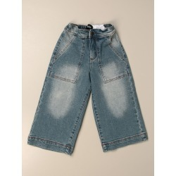 Jeans MOLO Kids color Denim found on Bargain Bro India from giglio.com us for $86.93