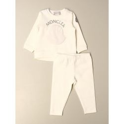 Jumpsuit MONCLER Kids colour Yellow Cream found on Bargain Bro UK from giglio.com uk