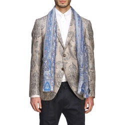 Scarf Etro Scarf With Paisley Pattern