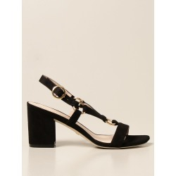 Heeled Sandals STUART WEITZMAN Women color Black found on Bargain Bro from giglio.com us for USD $396.34