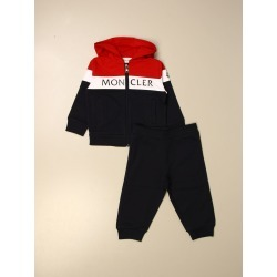 Jumpsuit MONCLER Kids colour Navy found on Bargain Bro UK from giglio.com uk