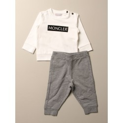 Jumpsuit MONCLER Kids colour White found on Bargain Bro UK from giglio.com uk