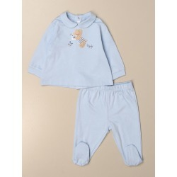 Jumpsuit IL GUFO Kids colour Sky Blue found on Bargain Bro UK from giglio.com uk