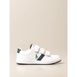 Polo Ralph Lauren sneakers in synthetic leather found on Bargain Bro from giglio.com us for USD $67.81