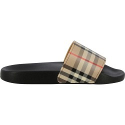 Flat Sandals Shoes Women Burberry found on Bargain Bro UK from giglio.com uk