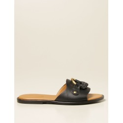 See By Chloé leather sandals found on MODAPINS from giglio.com us for USD $272.34
