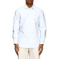 Shirt Burberry Basic Shirt With Embroidered Logo