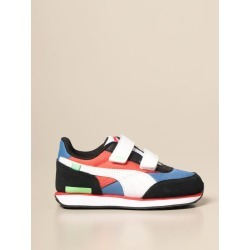 Future rider play inf Puma sneakers in synthetic leather fabric found on Bargain Bro from giglio.com us for USD $44.03