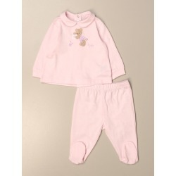 Jumpsuit IL GUFO Kids colour Pink found on Bargain Bro UK from giglio.com uk
