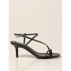 Heeled Sandals STEVE MADDEN Women color Black found on Bargain Bro from giglio.com us for USD $83.68