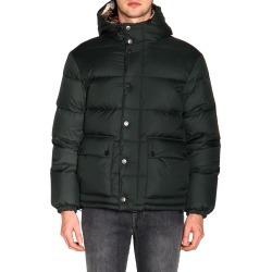 Jacket Fay Reversible Jacket With Hood And Tartan Pattern