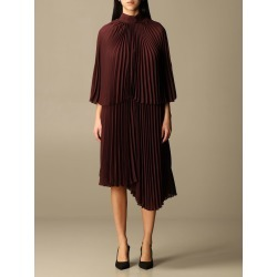 Brognano longuette dress with bow found on MODAPINS from giglio.com us for USD $422.43