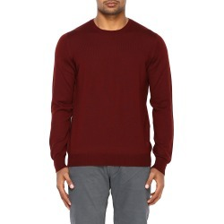 Sweater Fay Long-sleeved Basic Crew Neck Sweater