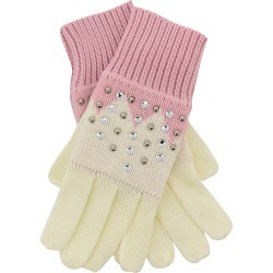 Gloves Monnalisa Gloves With Applications