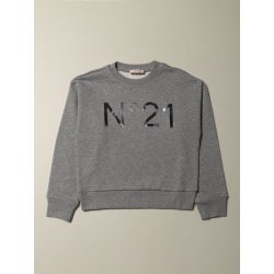 N ° 21 long-sleeved sweatshirt with logo found on MODAPINS from giglio.com us for USD $52.16