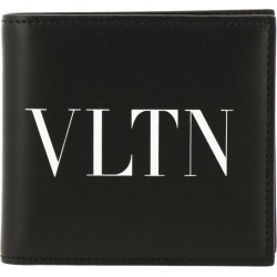 Wallet Valentino Garavani Wallet In Smooth Leather With Vltn Print found on Bargain Bro UK from giglio.com uk