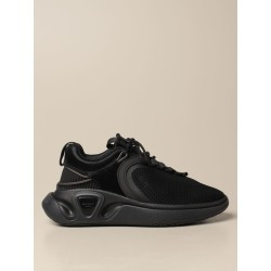 Balmain lace-up sneakers in mesh satin and rubber found on Bargain Bro India from giglio.com us for $637.41