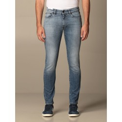 Jeans PT Men color Gnawed Blue found on Bargain Bro India from giglio.com us for $265.39