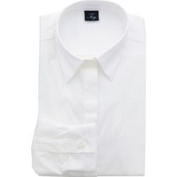 Shirt Fay Classic Shirt With Italian Collar