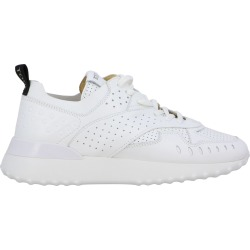 Sneakers Tod's Sneakers In Perforated Leather With Logo And Rubbers found on Bargain Bro India from giglio.com us for $523.00
