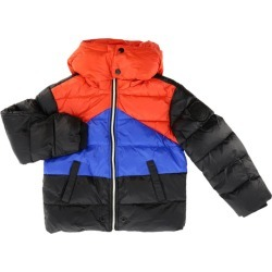 Jacket Diesel Tricolor Padded Down Jacket