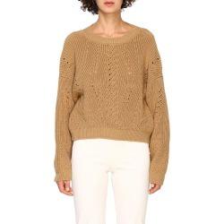 Sweater Alberta Ferretti Crew Neck Sweater
