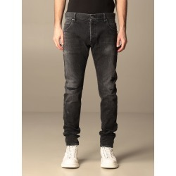 Balmain 5-pocket jeans in denim found on Bargain Bro India from giglio.com us for $1031.43