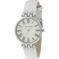 Anne Klein Leather Ladies Watch AK-2619SVSI found on MODAPINS from groupon for USD $52.43