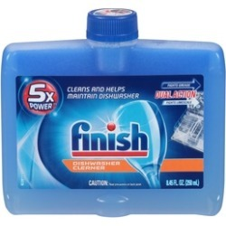 Finish 95315EA 8.45 oz Dishwasher Cleaner, Fresh Bottle