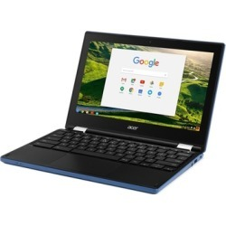 "Acer 11.6"" Chromebook with Intel Celeron N3060 CPU, 4GB RAM, and 32GB Storage (Refurbished, Grade-A)"
