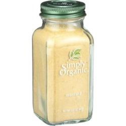 Ground Mustard Seed ( 2 - 3.07 oz bottles )