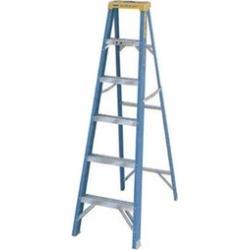 Werner 8ft. Fiberglass Step Ladder