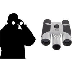 Adjustment 10 x 25 Binocular Digital Camera fotr Clear Sharp Views