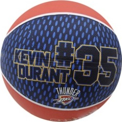 Spalding Basketball Size 7 Oklahoma City Thunder, Player Kevin Durant