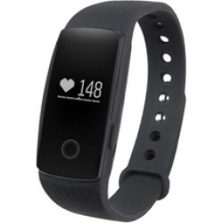 TechComm GT7 Fitness Tracker Bluetooth Call & Text Heart Rate Monitor