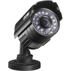 Hybrid Outdoor 65ft Night Vision CCTV Bullet Security Camera found on Bargain Bro India from groupon for $82.50