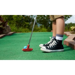 $16.50 for Four Rounds of Miniature Golf at Rockwood Gokart Track (Up to $28 Value)