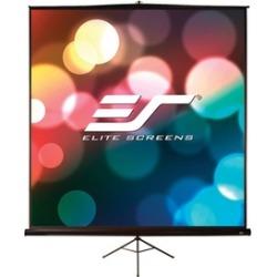 """Elite Screens T85uws1-pro 1:1 Tripod Pro Portable Screen (85"""")"""