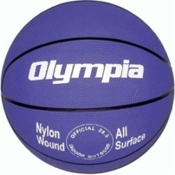 Olympia Sports BA489P Official Olympia Basketball - Purple