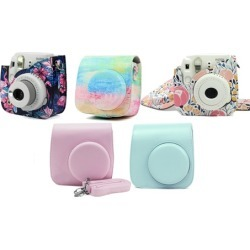 Case for Fujifilm Instax Mini 8/8P/9 Bag Protective Cover with Strap
