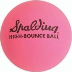 Spalding Sports Div Russell 51-153 High Bounce Ball 24 Pack