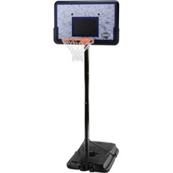 Pro Court Height Adjustable Portable Basketball System