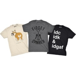 Men's Funny Graphic Tees