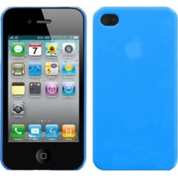 Insten Natural Turquoise Back Case For iPhone 4 4S