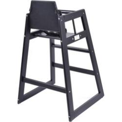 Wooden Baby High Chair Feeding Seat