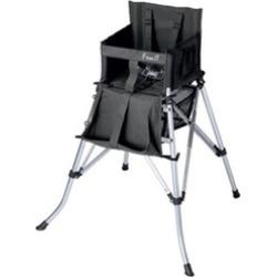 Creative Outdoor 810390 Folding Baby High Chair - Black